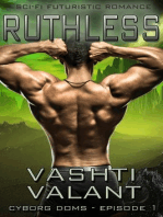 Ruthless - Sci-Fi Futuristic Romance