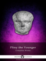 Delphi Complete Works of Pliny the Younger (Illustrated)