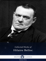 Delphi Collected Works of Hilaire Belloc (Illustrated)
