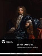 Delphi Complete Works of John Dryden (Illustrated)