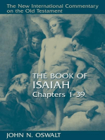 The Book of Isaiah, Chapters 1–39