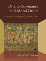 Divine Covenants and Moral Order