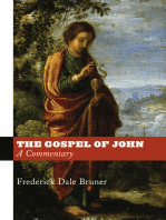The Gospel of John: A Commentary