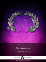 Delphi Complete Works of Suetonius (Illustrated)