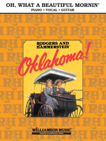 Oh, What A Beautiful Mornin' (From 'Oklahoma')