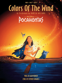 Colors of the Wind: From Disney's Pocahontas