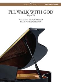 I'll Walk with God