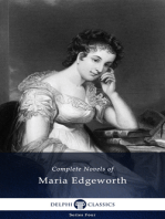 Delphi Complete Works of Maria Edgeworth (Illustrated)