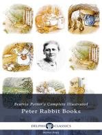 Delphi Complete Peter Rabbit Books by Beatrix Potter (Illustrated)