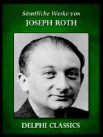 Saemtliche Werke von Joseph Roth (Illustrierte)
