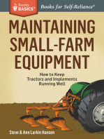 Maintaining Small-Farm Equipment