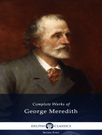 Delphi Complete Works of George Meredith (Illustrated)