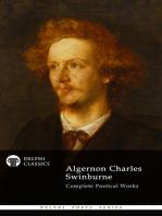 Delphi Complete Works of Algernon Charles Swinburne (Illustrated)