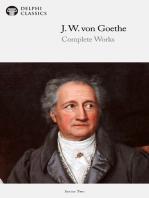 Delphi Complete Works of Johann Wolfgang von Goethe (Illustrated)