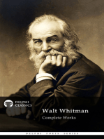 Delphi Complete Works of Walt Whitman (Illustrated)