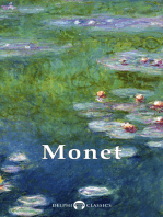 Delphi Works of Claude Monet (Illustrated)