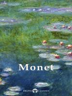 Delphi Works of Claude Monet (Illustrated)