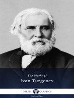 Delphi Works of Ivan Turgenev (Illustrated)