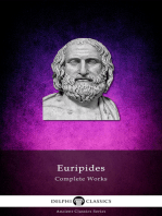 Delphi Complete Works of Euripides (Illustrated)