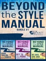 Beyond the Style Manual Bundle #1