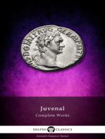 Delphi Complete Works of Juvenal (Illustrated)