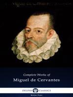 Delphi Complete Works of Miguel de Cervantes (Illustrated)