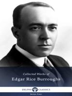 Delphi Works of Edgar Rice Burroughs (Illustrated)