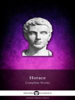 Delphi Complete Works of Horace (Illustrated)