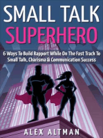 Small Talk Superhero