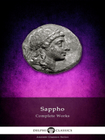 Delphi Complete Works of Sappho (Illustrated)