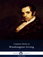 Delphi Complete Works of Washington Irving (Illustrated)