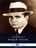 Delphi Works of Robert E. Howard (Illustrated)