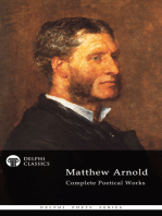 Delphi Complete Poetical Works of Matthew Arnold (Illustrated)