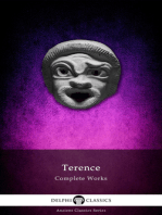 Delphi Complete Works of Terence (Illustrated)