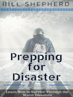 Prepping for Disaster