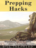 Prepping Hacks