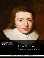 Delphi Complete Works of John Milton (Illustrated)