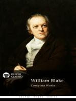 Delphi Complete Works of William Blake (Illustrated)