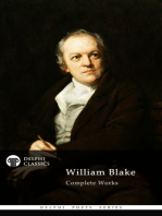 Delphi Complete Works of William Blake (Illustrated)