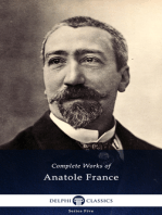 Delphi Complete Works of Anatole France (Illustrated)