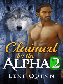 Claimed by the Alpha: BBW Shifter Romance, #2