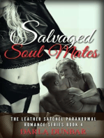 Salvaged Soul Mates (The Leather Satchel Paranormal Romance Series, #4)