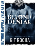 Beyond Denial (Beyond Happily Ever After)