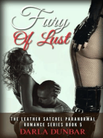 Fury of Lust (The Leather Satchel Paranormal Romance Series, #5)