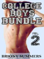 College Boys Bundle Volume 2
