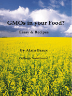 GMOs in your Food?