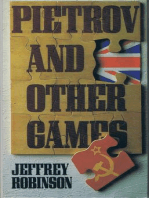 Pietrov And Other Games