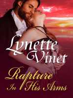Rapture in His Arms