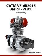 CATIA V5-6R2015 Basics - Part II