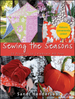 Sewing the Seasons